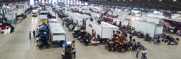 The 31st Speedway Motors Tulsa Shootout Is Underwa...