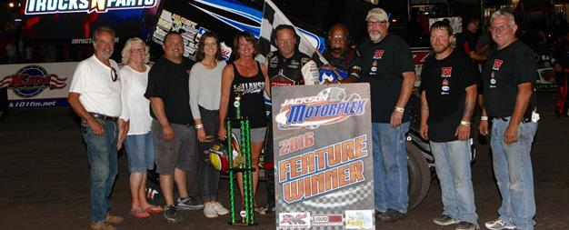 Dollansky Claims Big Payday at Jackson M...