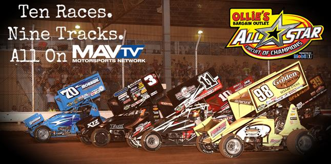 All Star Sprints >> All Star Circuit Of Champions 410 Outlaw Sprint Car Series Ascoc
