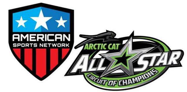 Arctic Cat All Star Television Schedule...