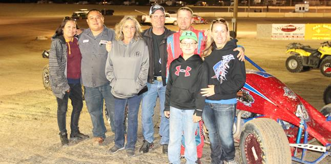 "Grady ""The Come Back Kid"" Crowned NMMRA 2015 Champion"