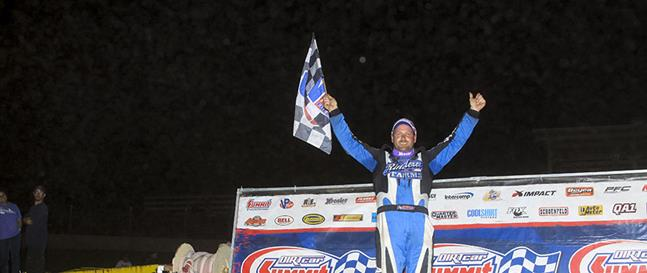 Harrison Takes Belle-Clair Win for His T...