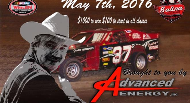 The Allen Frailey Memorial Race!