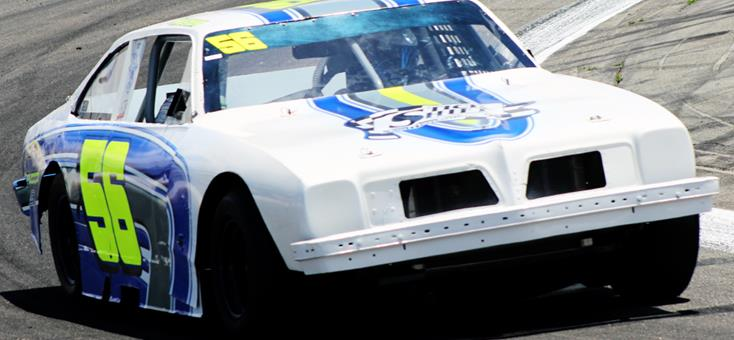 DRIVER SPOTLIGHT: #56 Kyle Meyer