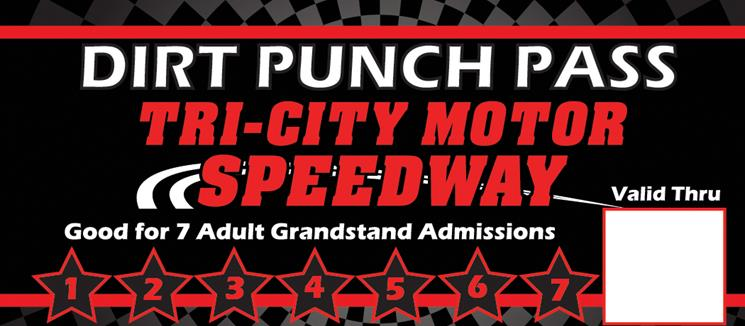 2016 Save $$$ - Dirt Punch Pass