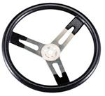 Sweet 13 Flat Aluminum Steering Wheel