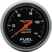 "Autometer 2-5/8"" Pro-Comp Liquid Filled Gauges"