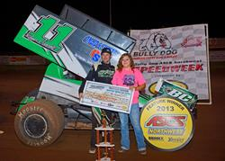 Crockett Ends Bully Dog Performance Speedweek Northwest Winning Round #7 At CGS
