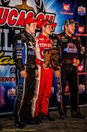 Larson Tops Warren CAT Qualifier; Swindell takes VIROC V
