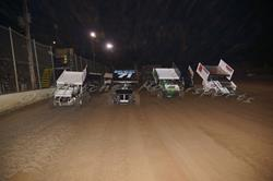 ASCS RACES FOR MAY WILL BE REGIONAL EVENTS