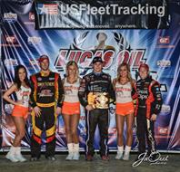 Kevin Swindell Perfect on Christner Qualifying Night