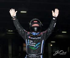 Swindell Dominates River Spirit Qualifying Night