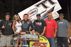 Kyle Hirst Scores Speedweek Northwest Round Five At CGS On Independence Day