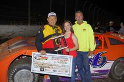 Crockett and Schram Score Chamber Night Wins At Grays Harbor