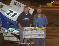 Thomas And O'Brien Feature Winners At SSP