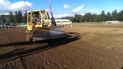 Renovation projects underway at Grays Harbor Raceway!