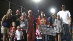 Hand, Brewster, Evans, And Pierce Springfield Chamber Of Commerce/Pepsi Night Winners