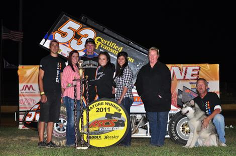 Dover Tops ASCS Warriors in LOS Nationals!