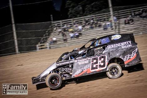 The Best IMCA Modified Chauffeurs In The West Make Their Way To CGS