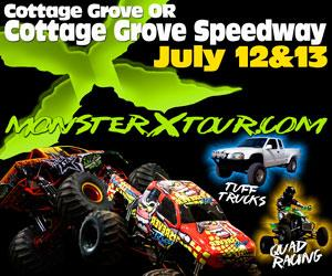 MONSTER X TOUR RETURNS TO CGS