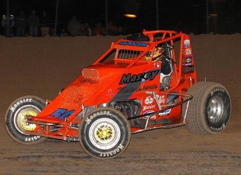 Chargin' Charles Davis Jr. a Canyon winner at Cocopah!