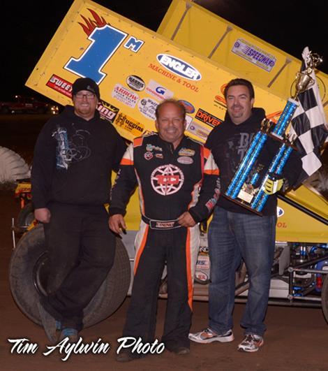 The Dude Triumphs in STN Open
