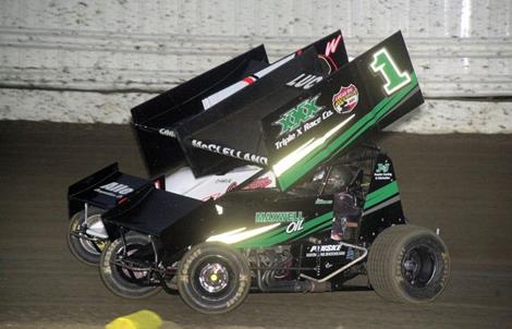 ASCS Sooner Region Season Finale Saturday at Thunderbird!