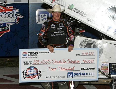 Johnson Joins 300 Club with Texas Motor Speedway Victory