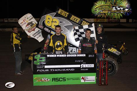 David Gravel breaks through with ASCS in Las Cruces