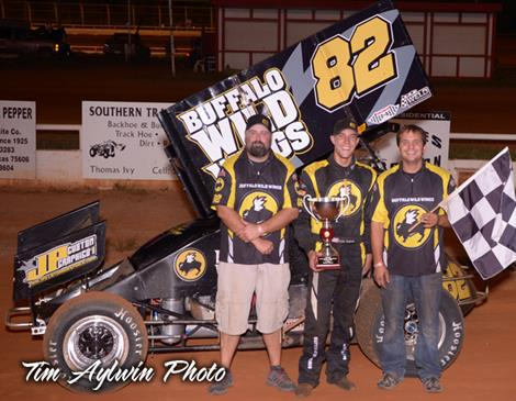 Henderson Cowboys Up at Lone Star Sprint Nationals