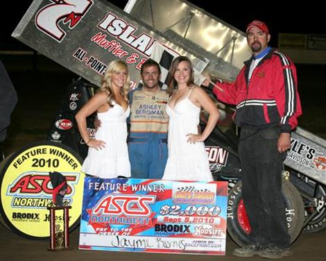 Barnes Bests ASCS Northwest at Grays Harbor!