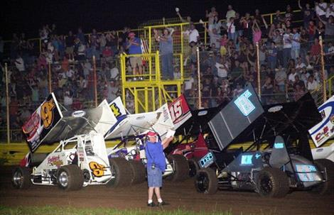 ASCS Northwest Memorial Day Triple on Tap!