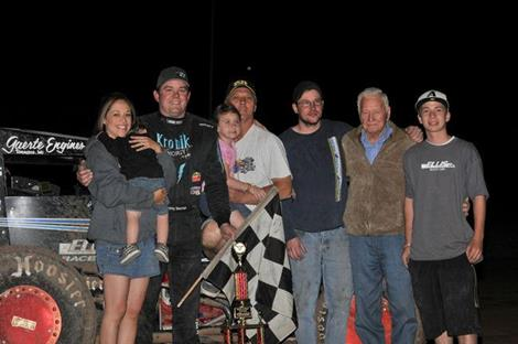Sherman Strikes in ASCS Canyon Clash Opener!