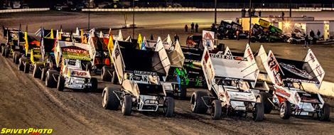 ASCS numbers going into the final swing