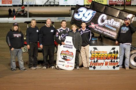 Travis Rilat Back in ASCS Victory Lane