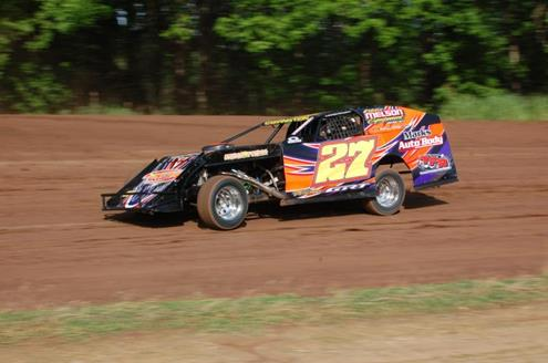Carrell Wins Dancin Bare Topless 100; Lee, Hoffsess, Bothwell, And Oyler Also Earn SSP Wins