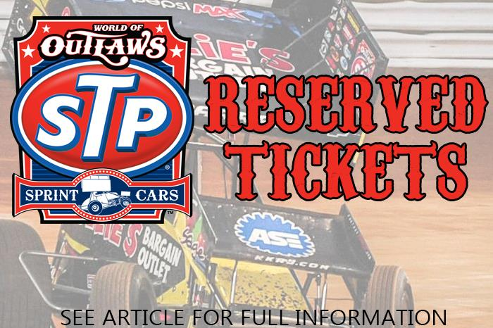 World of Outlaws Tickets