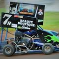 Cottage Grove Speedway Kage Kart Race #5 On Friday July 24th