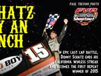 Donny Schatz Scores Close Win on Night One of the FVP Western Spring Shootout