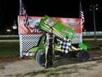 Scotty Thiel – Captures First Win at Manitowoc & Runs Solid with Outlaws!