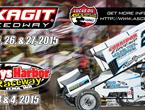 Skagit Speedway and Grays Harbor Raceway Confirm 2015 Lucas Oil ASCS Dates