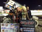 Win #5 with FVP National Sprint League Nets $5,000 for Danny Lasoski!