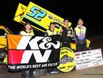Victory For Hahn in ASCS Gulf South Opener