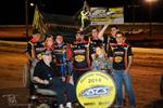 Casey Buckman Garners First Victory with ASCS Southwest