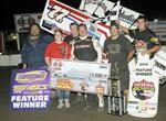 Wayne Johnson Dominates Fall Brawl III Opener at I-80 Speedway