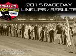 Lineups / Results - Road to Knoxville (I-80 Speedway)