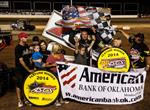 Kevin Ramey Unstoppable at Red River Speedway