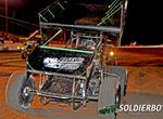 ASCS Frontier Going Three Wide in Great Falls