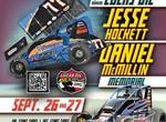 Lucas Oil ASCS Heads for 4th annual Jesse Hockett/Daniel McMillin Memorial