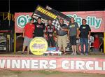Tony Bruce, Jr. Completes Weekend Sweep of the ASCS Red River Region